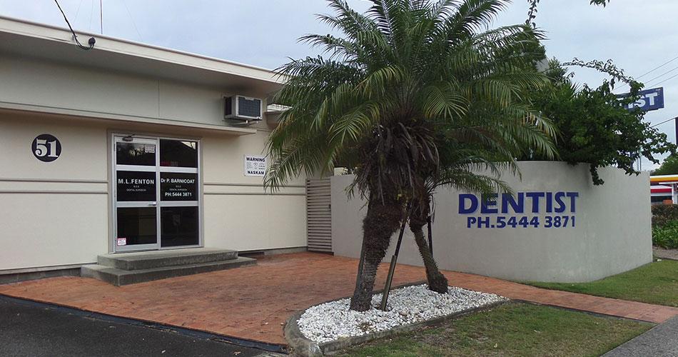 Fenton Dental Mooloolaba Dentist Practice