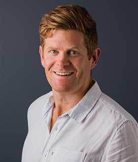 Dr Steve Cook from Fenton Dental Mooloolaba dentist